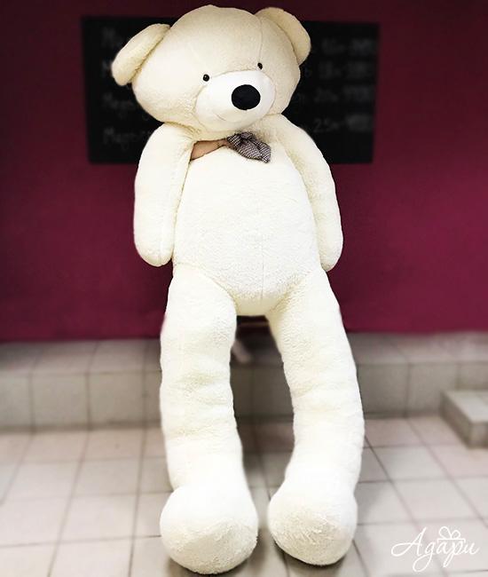 Медведь белый 3 метра