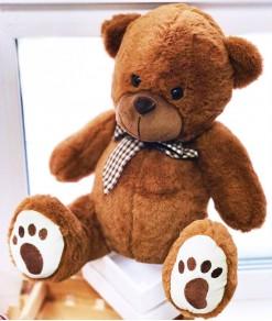 """Медвежонок коричневый """"Майкл"""""""